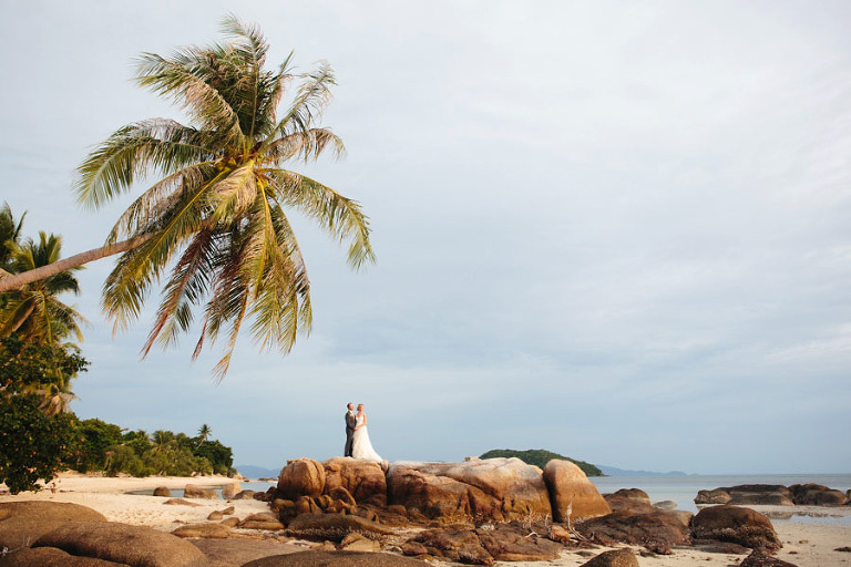 Koh Phangan Wedding photography