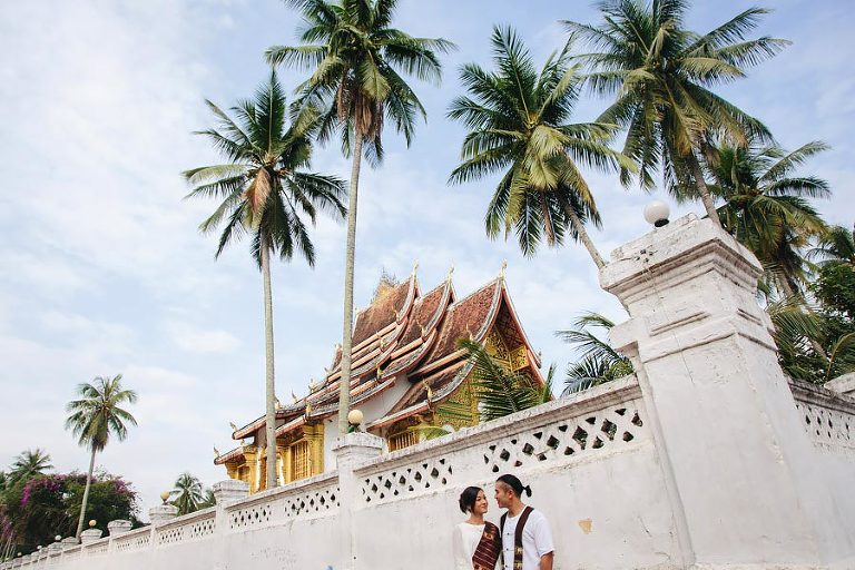 laos wedding photography