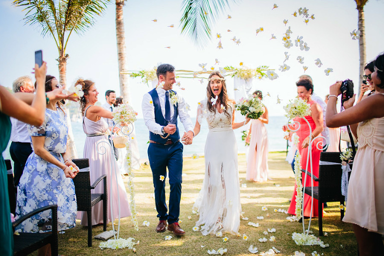 Jolie Jake S Beautiful Koh Tao Wedding At Viewpoint Resort Thailand
